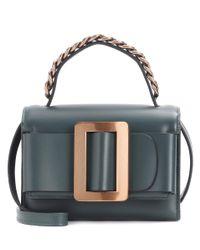 Boyy | Green Fred Leather Shoulder Bag | Lyst