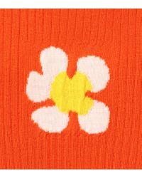 Marc Jacobs Orange Pullover aus Wolle