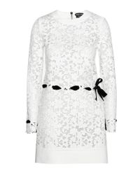 Tom Ford White Leather Dress