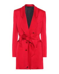 Veste Royal Delight Sunshine en jacquard Blazé Milano en coloris Red
