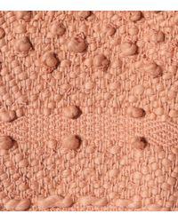 Ulla Johnson Pink Jacke Dinah aus Baumwolle