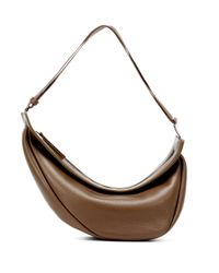 The Row Multicolor Large Slouchy Banana Shoulder Bag