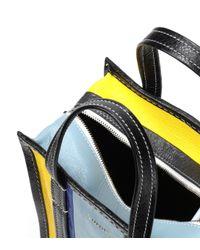 Balenciaga Black Bazar Xs Leather Shopper