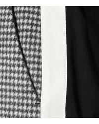 N°21 Black Hose mit Wollanteil