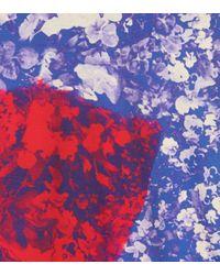 Dries Van Noten Multicolor T-Shirt aus Baumwolle