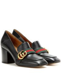 Gucci Multicolor Pumps aus Leder