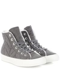 Converse | Gray Chuck Taylor All Stars Sneakers for Men | Lyst
