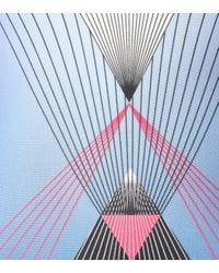 Lenny Niemeyer Blue Exklusiv bei Mytheresa – Bedruckter Badeanzug
