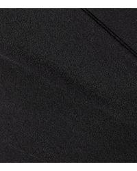 Bikini en crêpe Marie-Louise Lisa Marie Fernandez en coloris Black