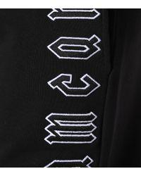 McQ Alexander McQueen Black Jogginghose aus Baumwolle