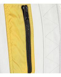 Chaleco de algodón Valentino de color Multicolor