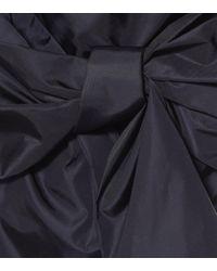 Pantalon 4 MONCLER SIMONE ROCHA Moncler Genius en coloris Blue