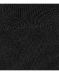 Pull Milina à col roulé en laine et cachemire The Row en coloris Black