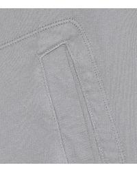 Rick Owens Gray Sweatshirt aus Baumwolle