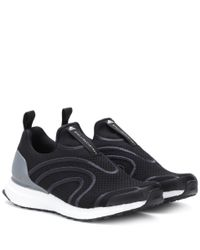 Adidas By Stella McCartney Black Ultra Boost Uncaged Sneakers