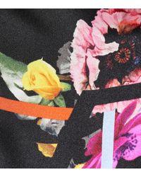 Preen By Thornton Bregazzi Multicolor Bedruckte Seidenbluse