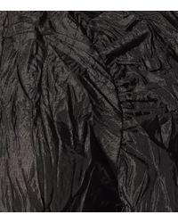 Robe en taffetas ROTATE BIRGER CHRISTENSEN en coloris Black