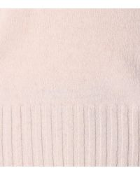 Pull en laine vierge à volants RED Valentino en coloris Pink