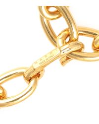Marni Metallic Embellished Necklace