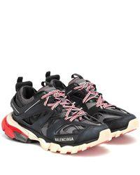 Balenciaga Multicolor Track Trainer Sneakers