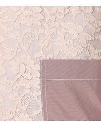 Joseph Pink Verziertes Kleid aus Seide