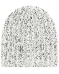Isabel Marant | Gray Freja Wool And Alpaca-blend Beanie | Lyst