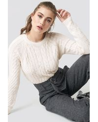 Trendyol Multicolor Cable Knitted Jumper