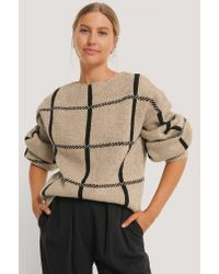 NA-KD Natural Trend Pullover