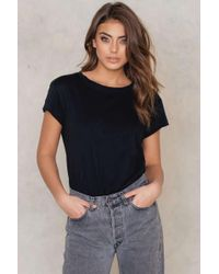 Cheap Monday   Black Have Tee   Lyst