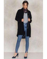 Rut&Circle | Black Emily Coat | Lyst