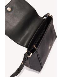 Calvin Klein | Black Chrissy Crossbody Bag | Lyst