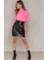 Rut&Circle Pink Maria Ss Blouse