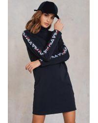 Fila Lyst Brooke In Dress Black rRRqwZ