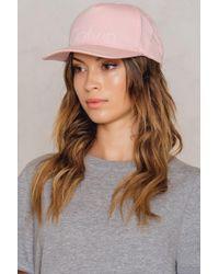 Calvin Klein - Multicolor Re-issue Cotton Cap - Lyst