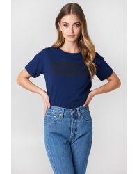 Levi's Blue The Perfect Tee