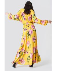 Aéryne Paris Yellow Esme Dress