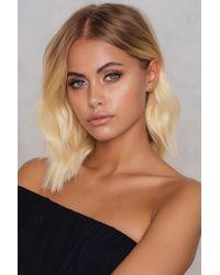 NA-KD - Metallic Girl Boss Earring - Lyst