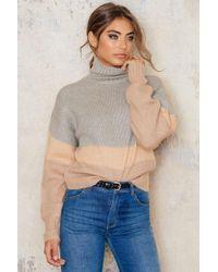Dagmar | Gray Teresa Sweater | Lyst