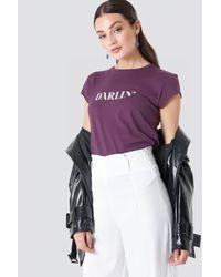 NA-KD Purple Darlin