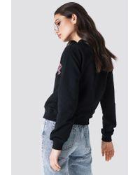 NA-KD Game Changer Sweater Black