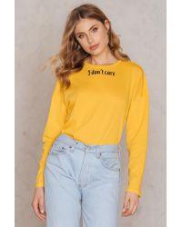 NA-KD Yellow I Don