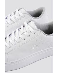 Champion Lace Alex Platform Sneakers