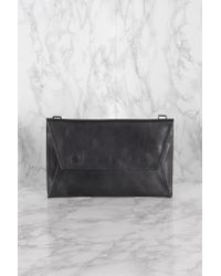 Tiger Of Sweden - Black Brissaud Bag - Lyst