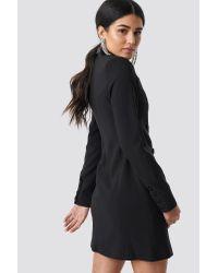 Trendyol Black Milla Blazer Dress