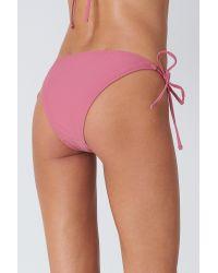 NA-KD Multicolor Swimwear Triangle Panty