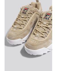 Fila Natural Disruptor S Low Wmn Sneaker