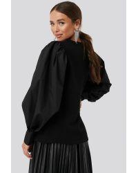 Trendyol Handle Woven Sweater Pullover in het Black