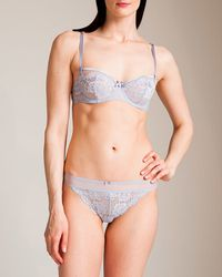Aubade - Multicolor Oh Shelly Shelly String - Lyst