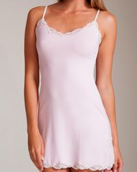 Only Hearts | Pink Delicious Chemise | Lyst