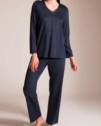 Calida Blue Mina Pajama